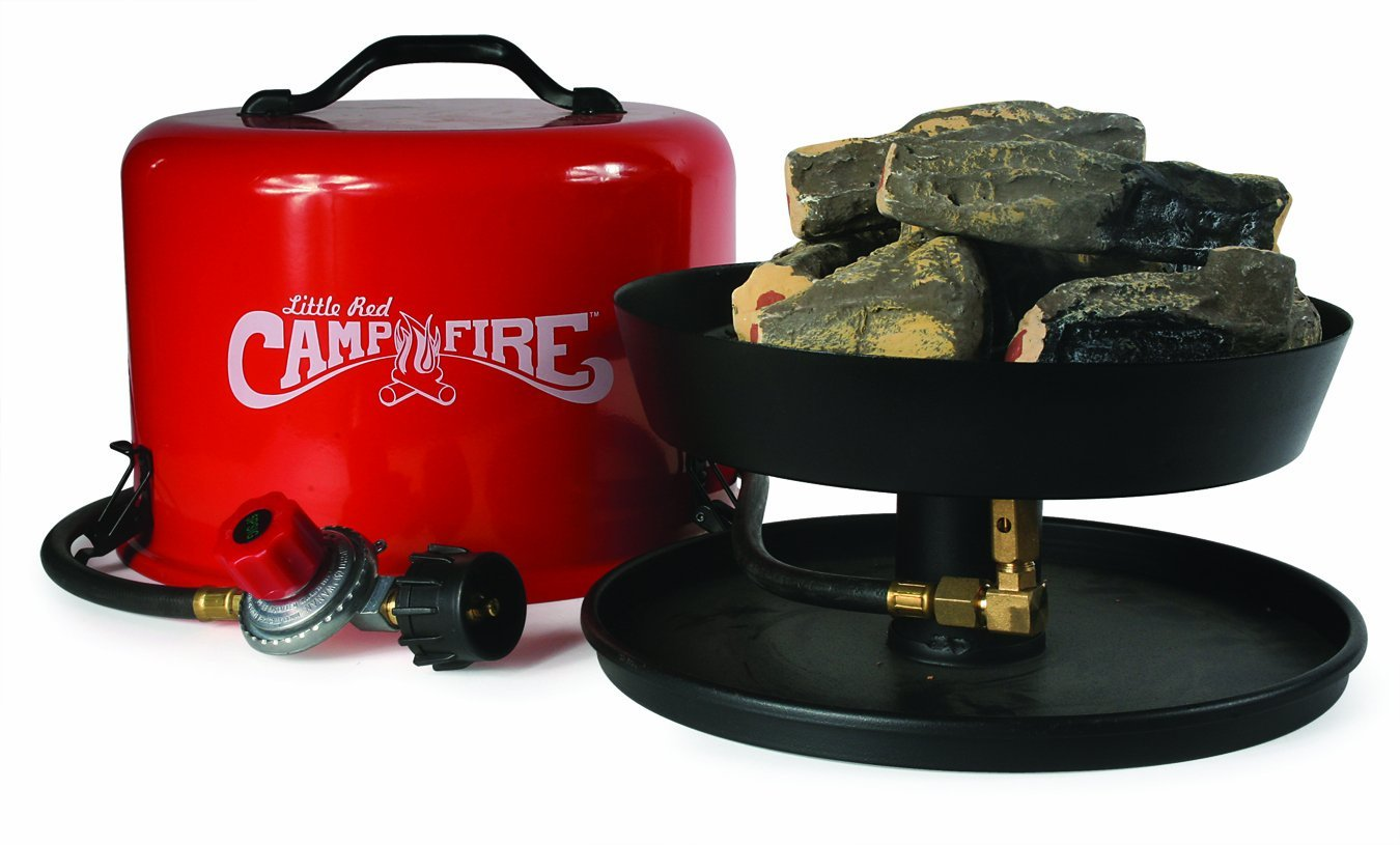 Key Features: 58031 Portable Fire Pit From Camco