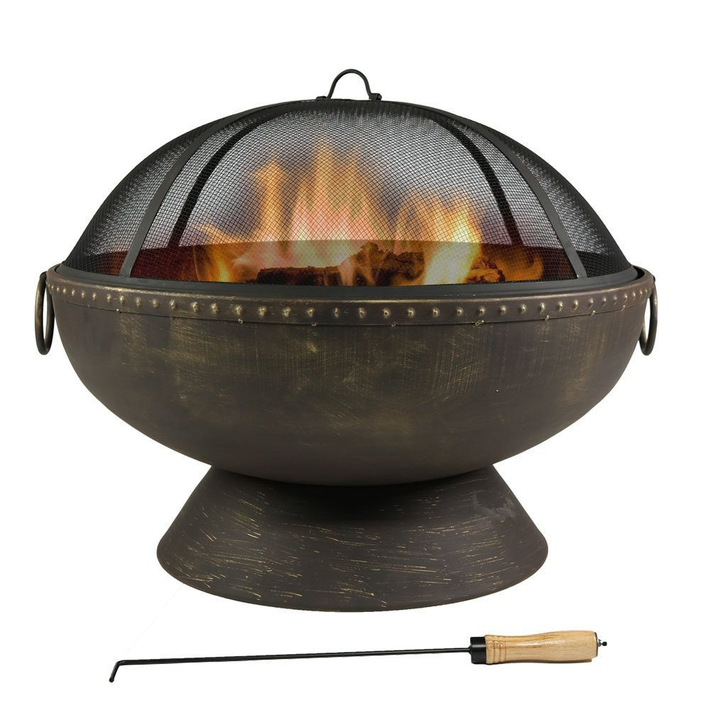 Best Portable Fire Pits For A Campfire Guide Review